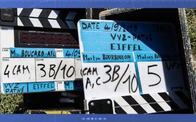 Demander une autorisation de tournage