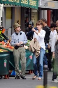 Les tournages à Paris
