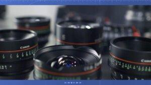 objectifs cinéma et photo