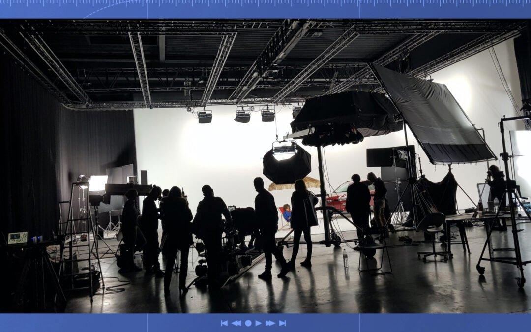 métiers au tournage