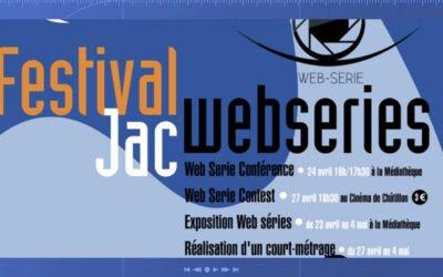 Premier Festival de web-séries d'Île-de-France