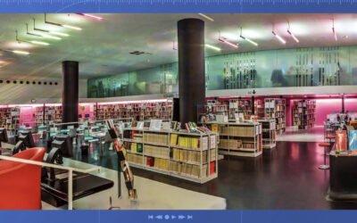 Le forum des images et la bibliothèque François Truffaut