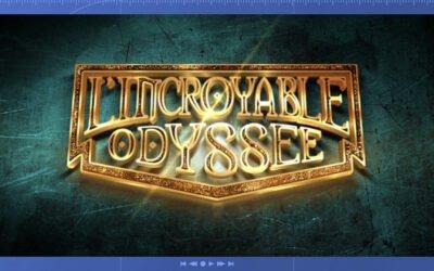 La Production de «L'incroyable odyssée»