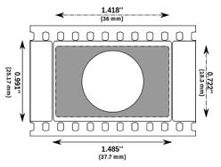 les formats au cinéma