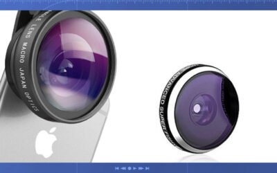 Les Accessoires iPhone et smartphone pour la vidéo