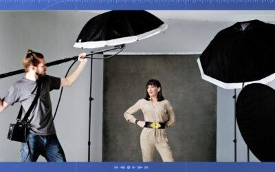 La lumière en vidéo (Lumière douce/Lumière dure)